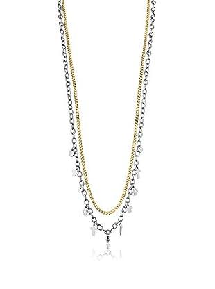 Dyrberg/Kern Halskette Cephalia Shiny Gold goldfarben