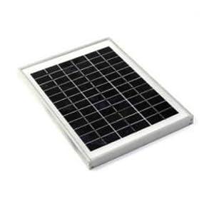 5 Watts Solar Panel Aluminum Frame - Polycrystalline Cells