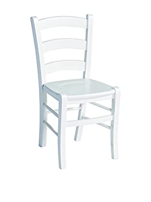 Special tables & Chairs Set Silla 2 Uds. Lucrezia Blanco