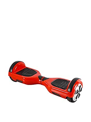 Balance Riders Scooter Eléctrico Hoverboard S6+ Rojo