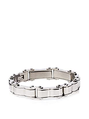 STEELTIME Stainless Steel Bicycle Chain Bracelet