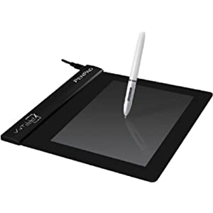 VT PenPad 7.7-Inch Graphic Pen Tablet (Black)