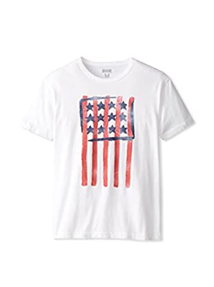 Tailgate Clothing Company Men's Paint Flag Crew Neck T-Shirt