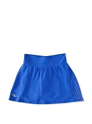 Naffta Falda Short Niña (Azul)