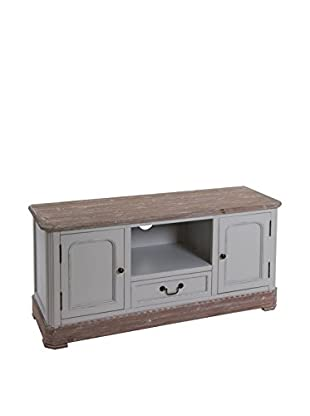 COLONIAL CHIC Mueble Para Tv Daphne Gris