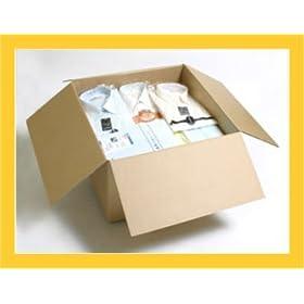 【クリックで詳細表示】【0022】 M57ダンボール 10箱 (160サイズ 内寸565×565×350mm): 文房具・オフィス用品
