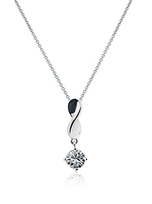 Diamond Style Halskette Bijou Clear Crystal