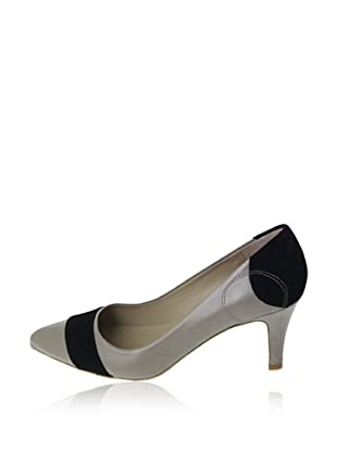 Pierre Cardin Zapatos Salón Adonia (Gris / Negro)
