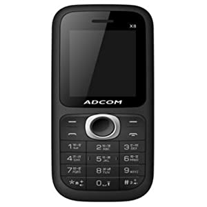 Adcom Boss X8 Black