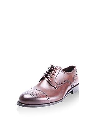 Reprise Zapatos derby Kahve