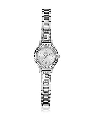 Guess Reloj de cuarzo Woman W0411L1 Plateado