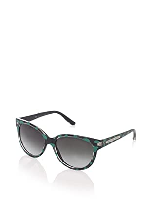 Marc by Marc Jacobs Women's 155S Sunglasses (Black/Green)