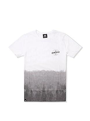 SEVENTYSEVEN Camiseta Manga Corta Dip Dye