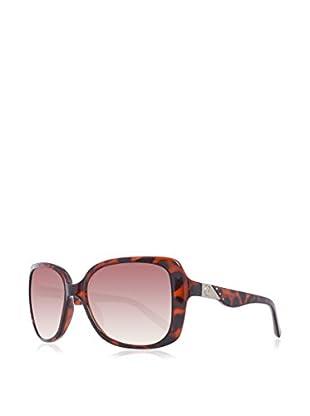 Guess Sonnenbrille GU 0226F_S57 (57 mm) braun