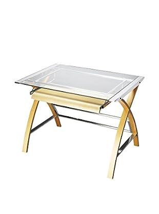 Butler Specialty Company Computer Desk, Natural