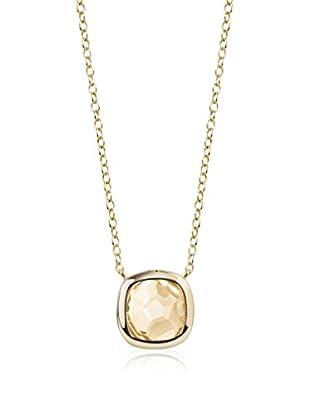 DI GIORGIO PARIS Halskette Dgm74Ci vergoldetes Silber 18 Karat