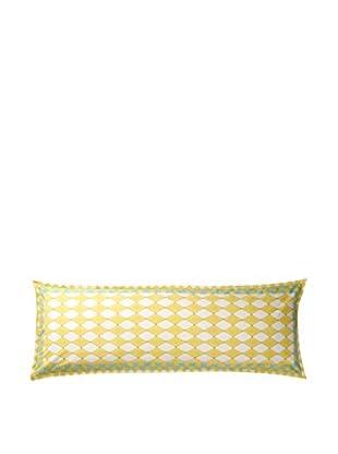 Suchiras Whimsy Bolster Pillow, Multi