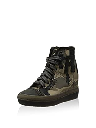 Ruco Line Keil Sneaker 2901 Thunder Army