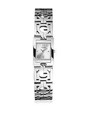 Guess Reloj de cuarzo Woman Plata 25 mm