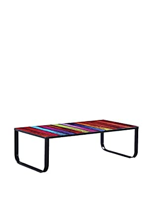 CRIBEL Mesa De Centro Gildo Multicolor