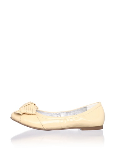 Venettini Kid's Drama Shoe (Toddler/Little Kid/Big Kid) (Beige Nude Patent)