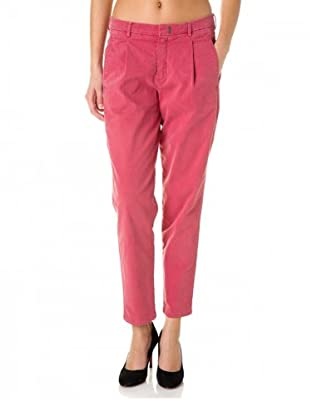 7 for all Mankind Chino Gabardine Boyfriend Style (Rot)
