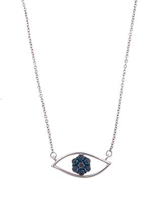 Diamonds by MK Anhänger Jamie versilbert