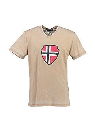 Geographical Norway T-Shirt Manica Corta Jupiterss
