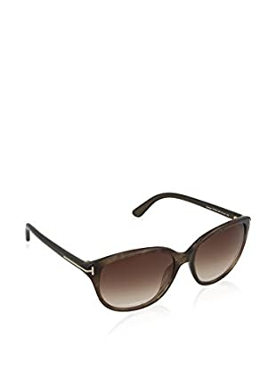 TOM FORD Sonnenbrille Mod.FT0329 PANT 140_50P (57 mm) braun