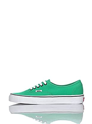 Vans Zapatillas U Authentic Bright (Verde)