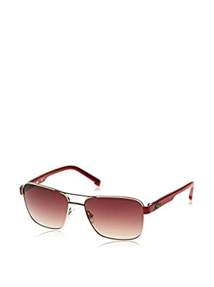 Lacoste Gafas de Sol Kids L3105S (52 mm) Rojo
