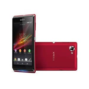 Sony Xperia L C2104 (Red)