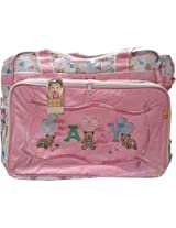 Mee Mee MM-35024 Multifunctional Nursery Bag (Pink)