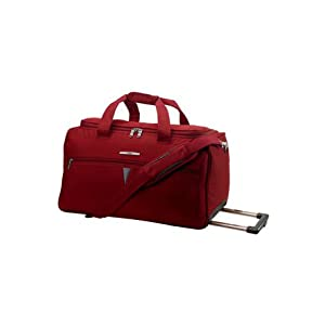 Spirit Duffle Trolly 55 (Red)