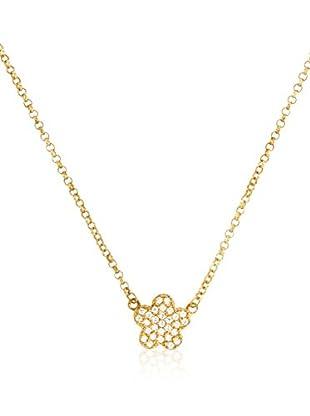 Cordoba Jewels Set Kette und Anhänger Sterling-Silber 925
