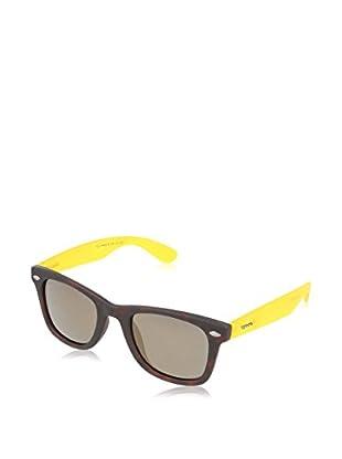 Polaroid Sonnenbrille Polarized P8400 (50 mm) braun/gelb