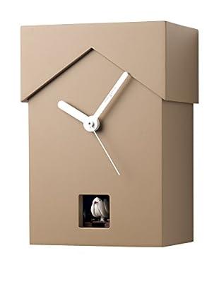 Diamantini & Domeniconi Reloj de Cuco Cucubo Taupe