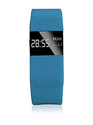 F&P Fitness-Armband Smart Band Bluetooth Krun blau