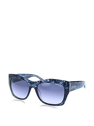 GUESS Gafas de Sol 715 O (55 mm) Azul Oscuro
