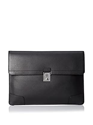 TUMI Astor Drexel Envelope Leather Brief, Black