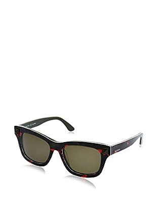 Valentino Occhiali da sole 670SC_800 (53 mm) Nero/Rosso