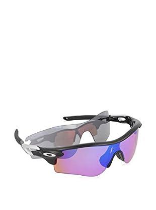 Oakley Gafas de Sol Mod. 9181 918142 (130 mm) Negro