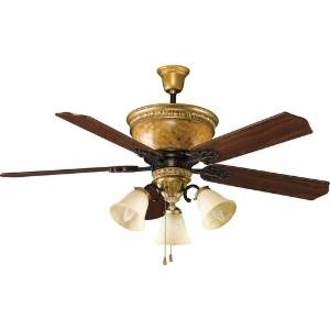 Khaitan Under Light Ceiling Fan - 52'' Verazzano
