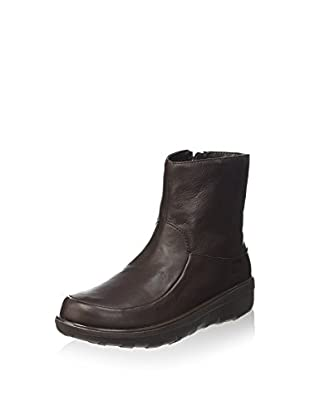FitFlop Stivaletto Loaff Tm Shorty Zip Boot