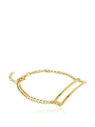 ALBA CAPRI Armband Marena vergoldetes Silber 925