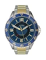 Tommy Hilfiger 1790839 Blue Dial Two-Tone Stainless Steel Men Watch New - 1790839