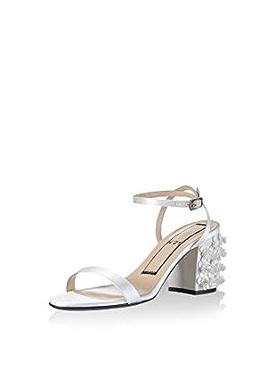N°21 Sandalo Con Tacco