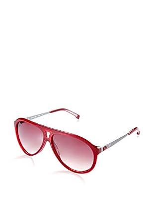 Lacoste Occhiali da sole L694S 615 (59 mm) Rosso
