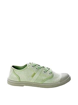 Destroy Zapatillas Casual (Verde)