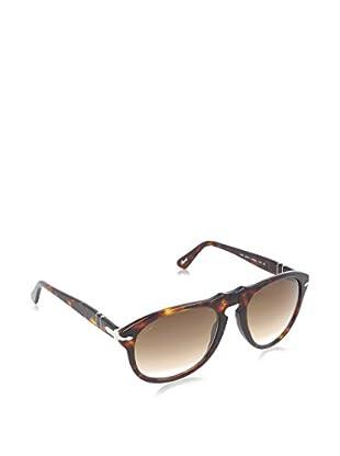 PERSOL Sonnenbrille PO 649 24/51 54 (54 mm) havanna